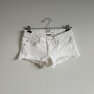 💙[3/$25] GARAGE Low-Rise Flirty Denim Shorts